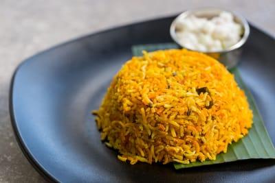 PLAIN BRIYANI RICE 印度香料饭