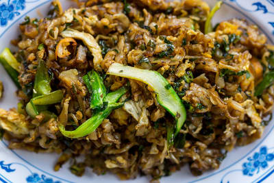 CHYE POH KWAY TEOW 菜脯粿条