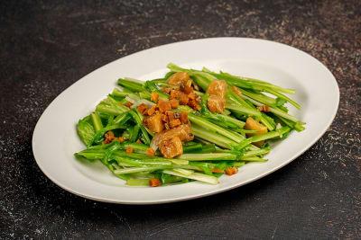 GREEN DRAGON VEGETABLES 青龙菜 - LARGE