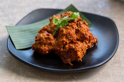 SPICY CHICKEN MASALA 印度香料鸡肉