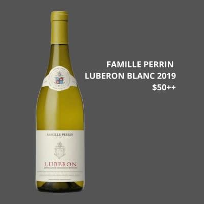 Famille Perrin Luberon Blanc 2019