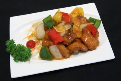 'TZE CHAR-STYLE' PORK CHOP 煮炒式猪肉排骨 -LARGE