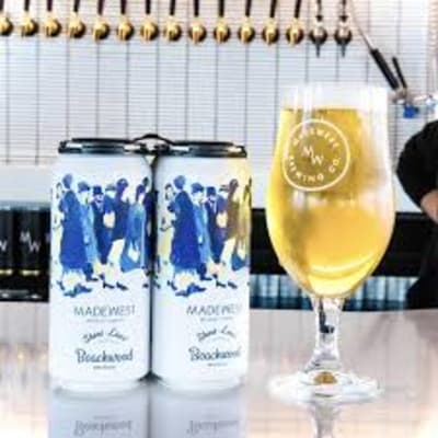 MadeWest  'Short-lived' Colab w/ Beachwood (ON TAP)