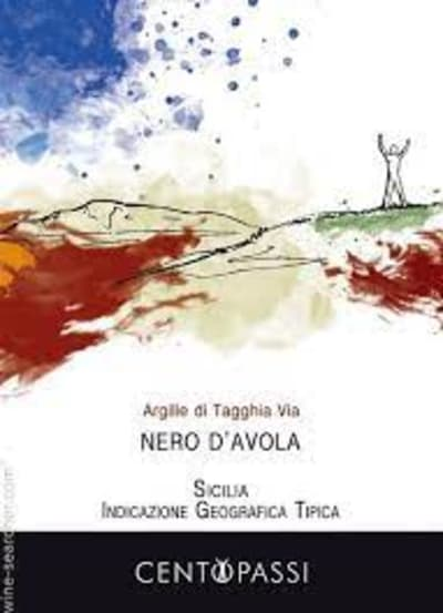 Centopassi - Nero D'Avola