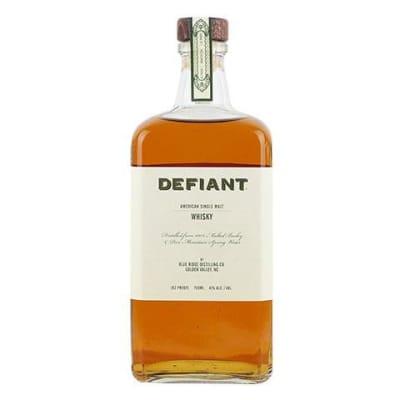 Defiant Single Malt Whisky