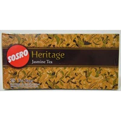Sosro Heritage Jasmine Tea