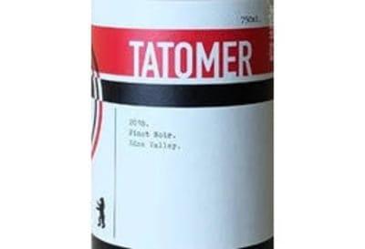 "2018 Tatomer ""Edna Valley"" Pinot Noir"