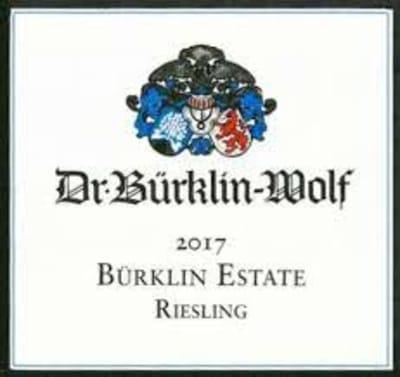 Burklin-Wolf Estate Riesling