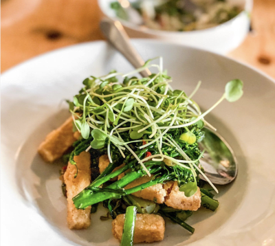 Tofu & Brocollini