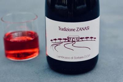 Bruno Zansi Lambrusco (Dry, Red, Sparkling)