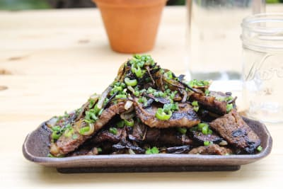Balinese Grilled Short Ribs
