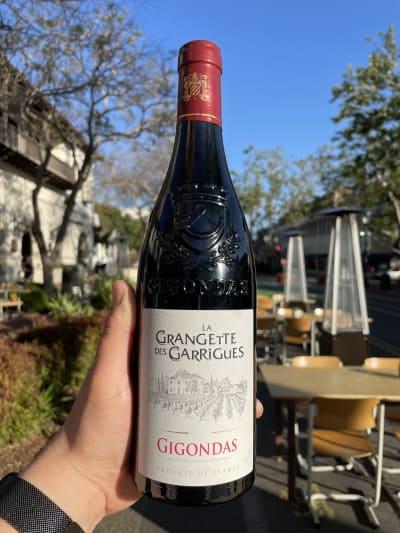 Premium Wine Glass:  Rhône GSM