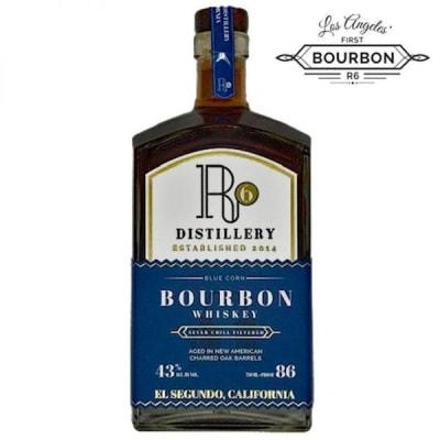 R6 Blue Corn Bourbon