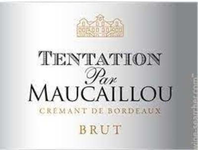 Tentation par Maucaillou, Crémant de Bordeaux