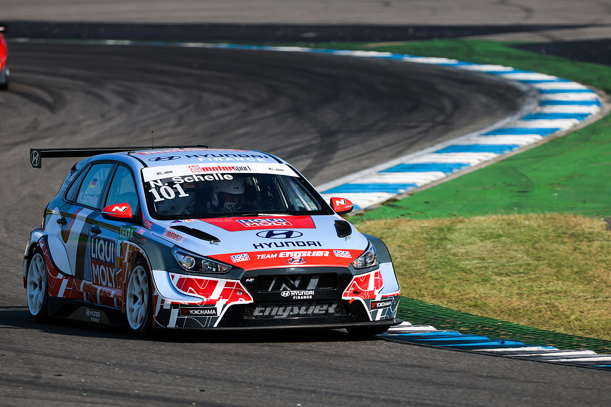 ADAC TCR Germany 2020, Hockenheimring, Hockenheim, Niki Schelle, Hyundai Team Engstler