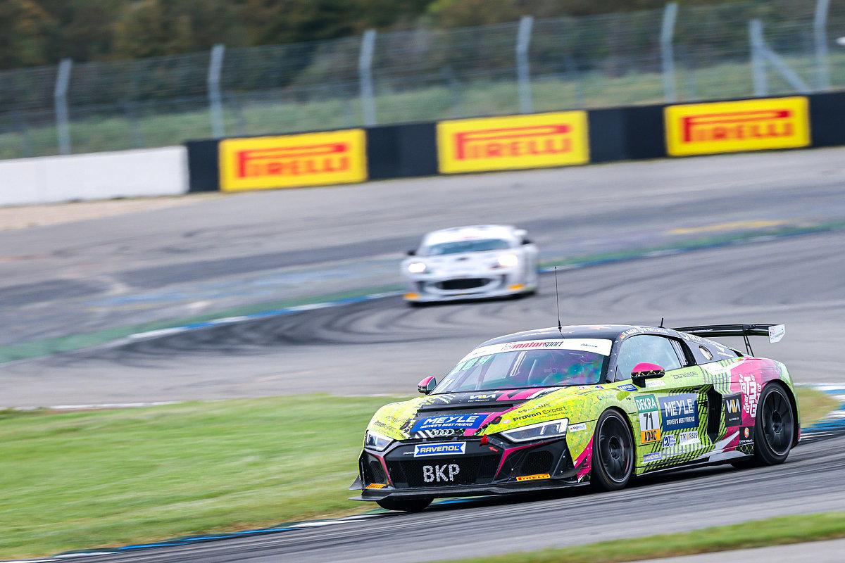 ADAC GT4 Germany 2020, Hockenheimring, Hockenheim, Hugo Sasse, T3-HRT-Motorsport