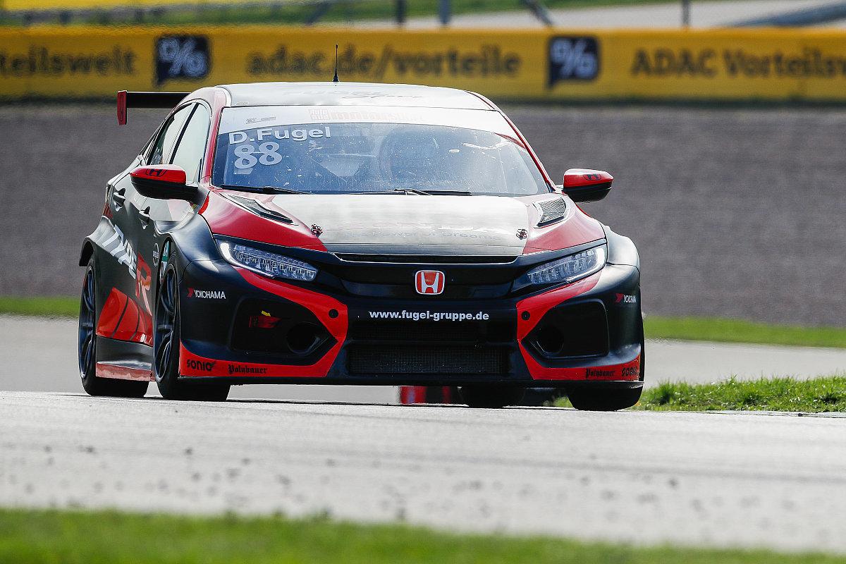 ADAC TCR Germany 2020, Sachsenring, Hohenstein-Ernstthal, Dominik Fugel, Honda ADAC Sachsen