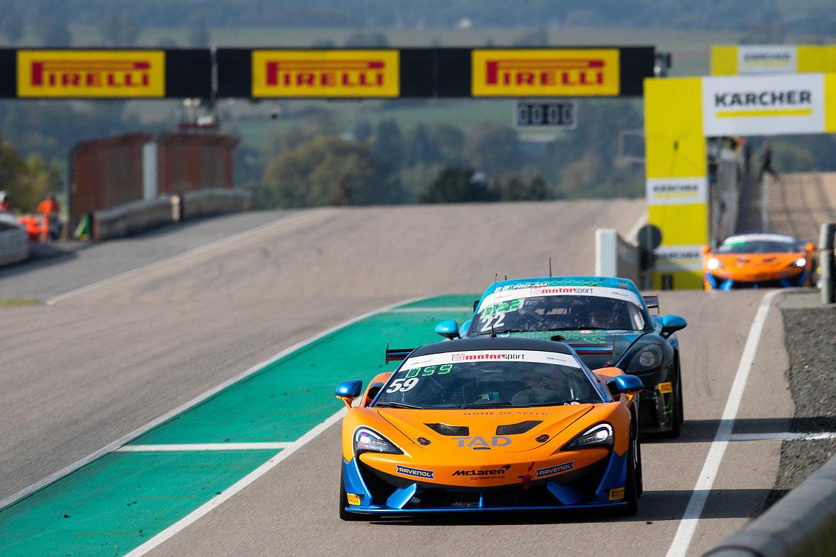ADAC GT4 Germany 2020, Sachsenring, Hohenstein-Ernstthal, Christopher Dreyspring, Dörr Motorsport