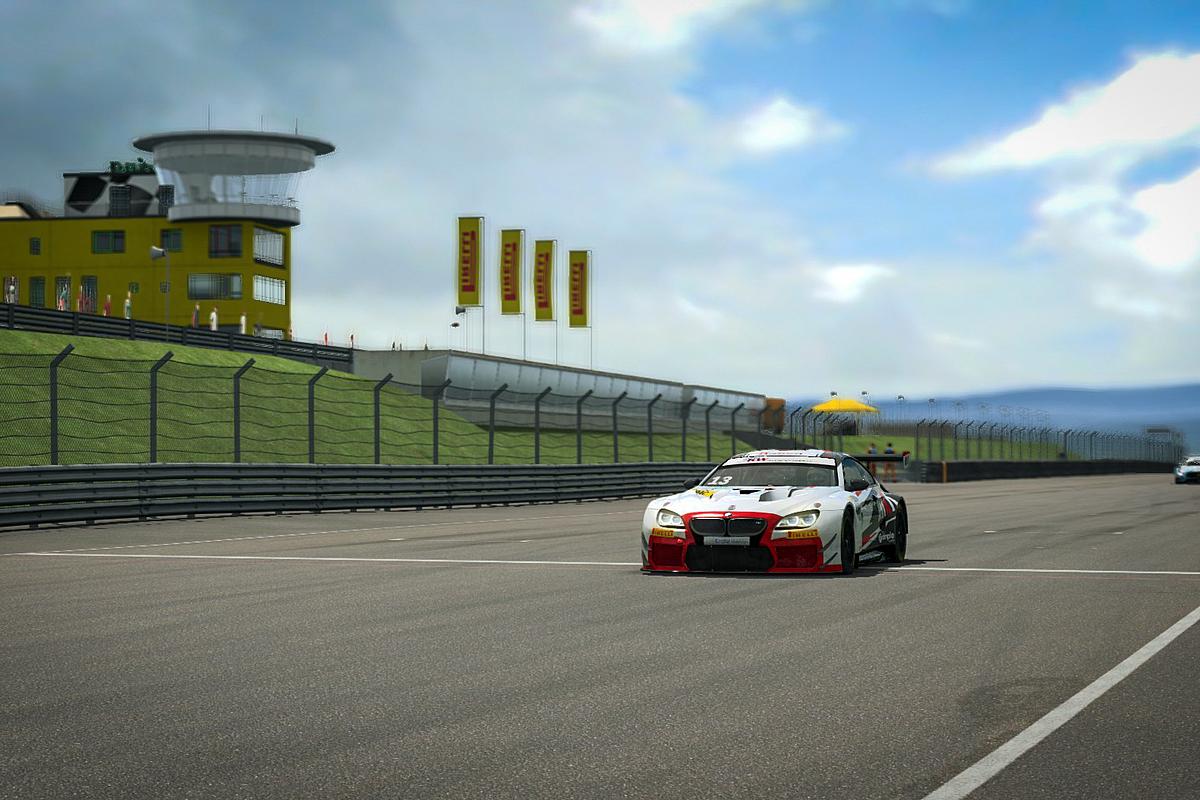 ADAC eSports 2020, Sachsenring, virtuell, Gergo Baldi