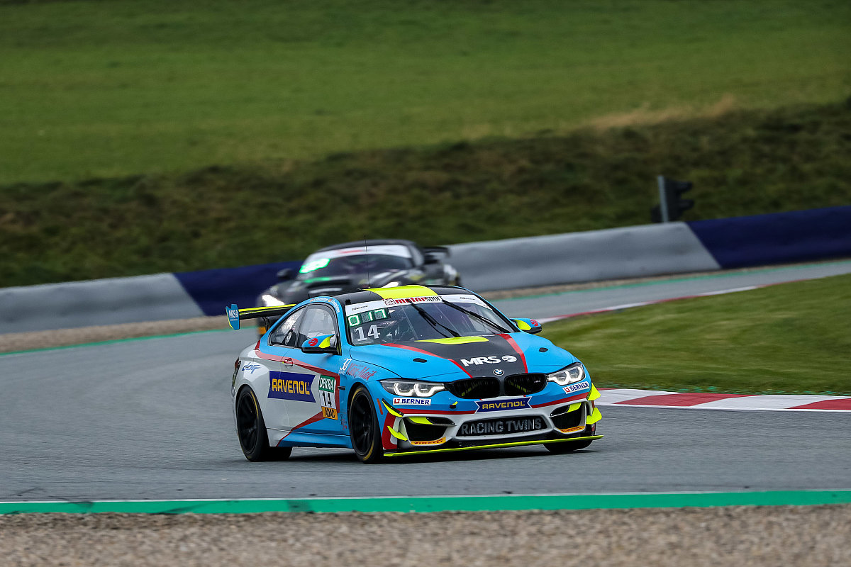 ADAC GT4 Germany 2020, Red Bull Ring (A), Spielberg, MRS GT-Racing