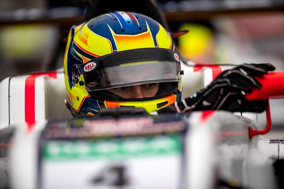 ADAC Formel 4 2020, Red Bull Ring (A), Spielberg, Victor Bernier, R-ace GP