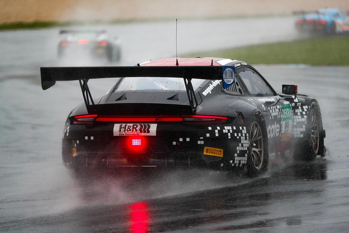 ADAC GT Masters 2020, DEKRA Lausitzring 2, Klettwitz, Precote Herberth Motorsport