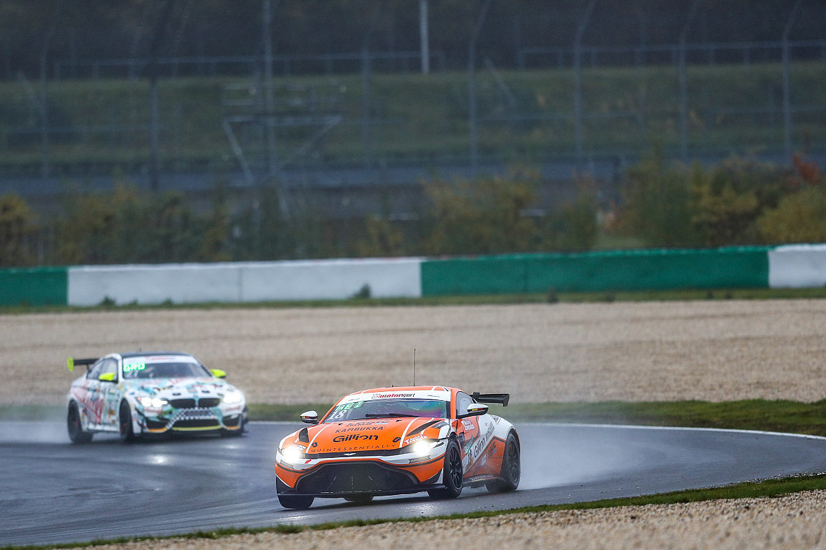 ADAC GT4 Germany 2020, DEKRA Lausitzring, Klettwitz, Tim Heinemann, Prosport Racing