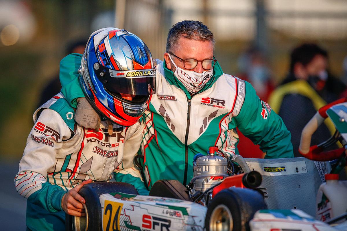 ADAC Kart Masters 2020, Wackersdorf