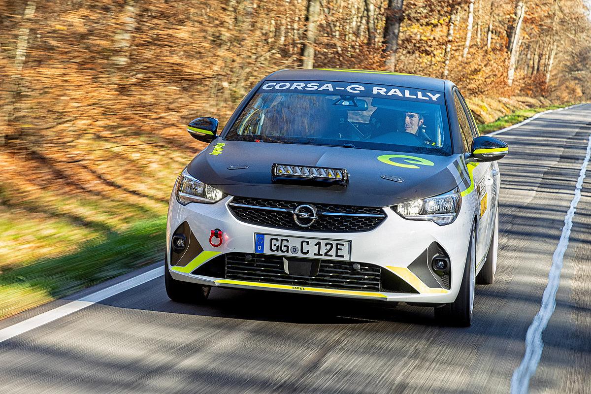 ADAC Opel e-Rally Cup 2020