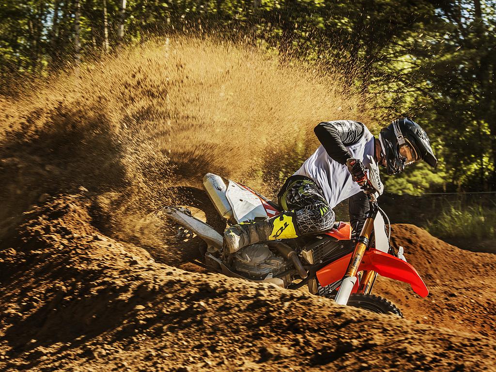 Die Fahrwerksspezialisten aus dem Norden: Das schwedische Unternehmen Öhlins ist nicht nur im Motocross zu Hause