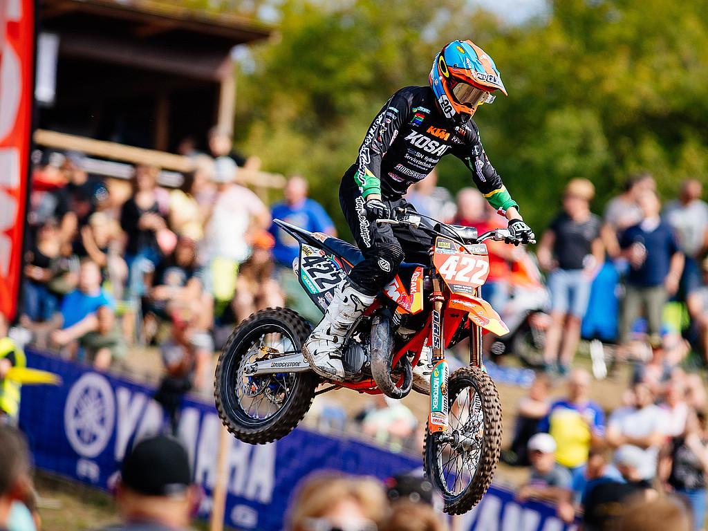 Highlights ADAC MX Junior Cup 85 Gaildorf 2018