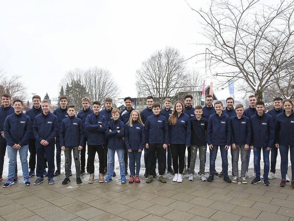 Bad Endorf: Neue Impulse beim Einführungsseminar: ADAC Stiftung Sport-Talente durchlaufen umfassendes Seminar- und Workshop-Programm