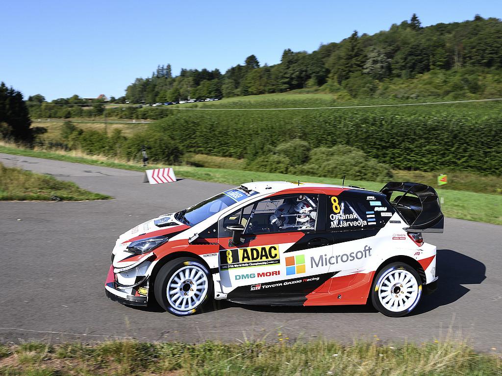 Die Stimmen nach Mittelmosel 1  : Aussagen der Teilnehmer der ADAC Rallye Deutschland