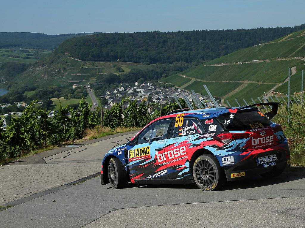 Die Stimmen aus dem Service B  : Aussagen der Teilnehmer der ADAC Rallye Deutschland