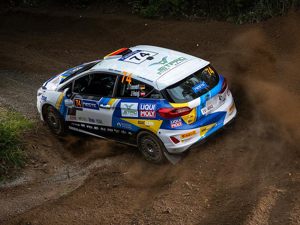 Junior-WM-Finale bei ADAC Rallye Deutschland 2020: Nachwuchstalente fahren bei der ADAC Rallye Deutschland WM-Finale aus