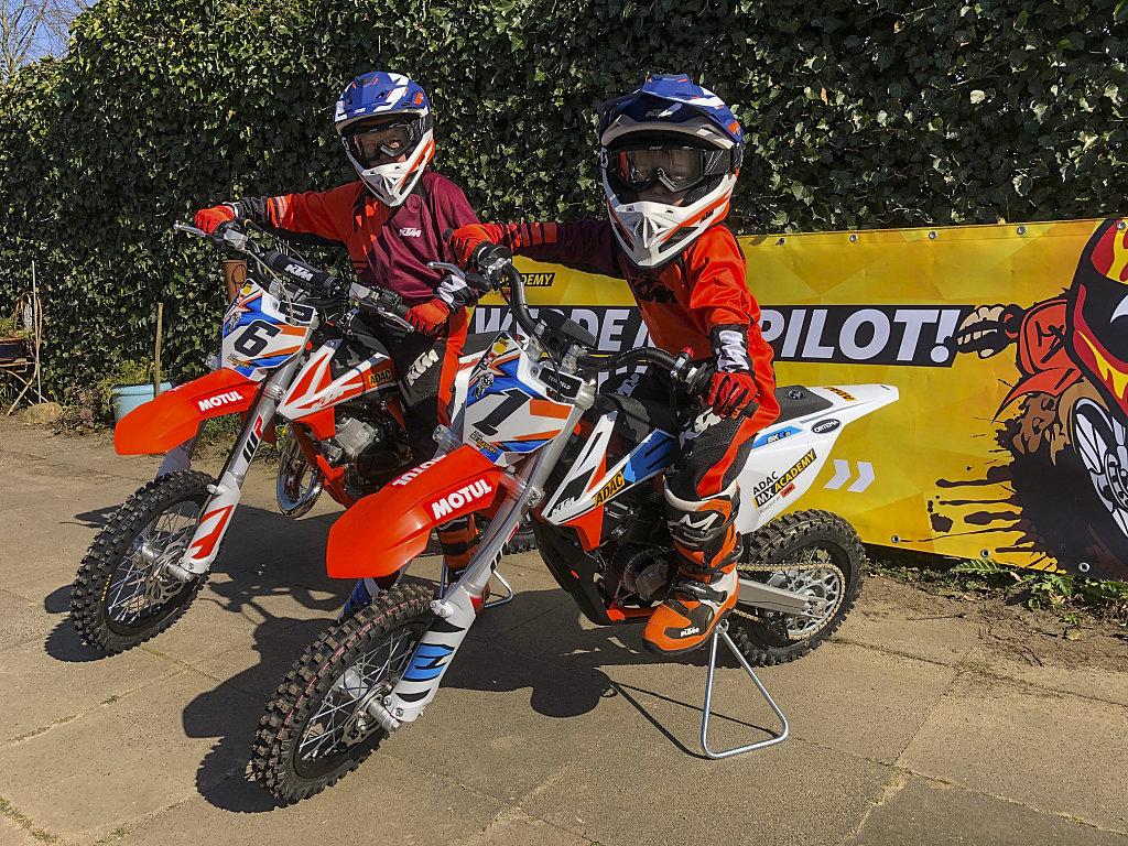 ADAC MX Academy mit Elektro-Motocross-Motorrädern: Schnupperkurse in der ADAC MX Academy mit Elektromotorrädern