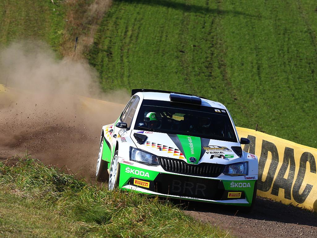 Gemeinsames Finale von DRM und ADAC Rallye Masters im November in Sulingen