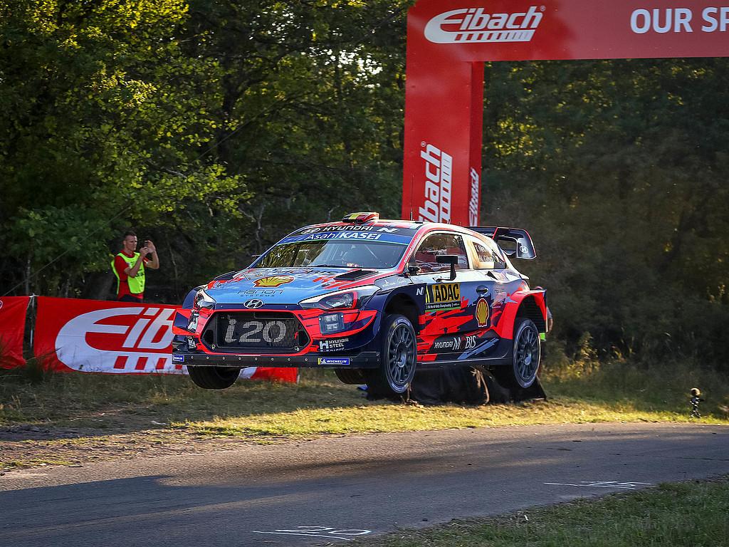 Corona-Update zur ADAC Rallye Deutschland: Update zur ADAC Rallye Deutschland