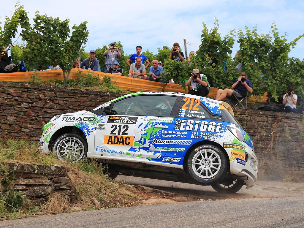Jari Huttunen und Reinhard Klein bei Power Stage: Die 9. Ausgabe des Rallye-Webtalks