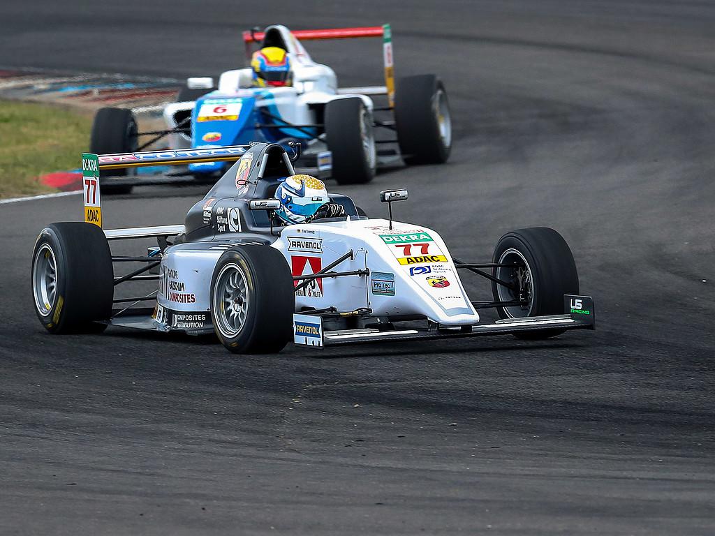 News aus der ADAC Stiftung Sport: Tim Tramnitz feiert auf dem Lausitzring gelungenen Einstieg in die ADAC Formel 4