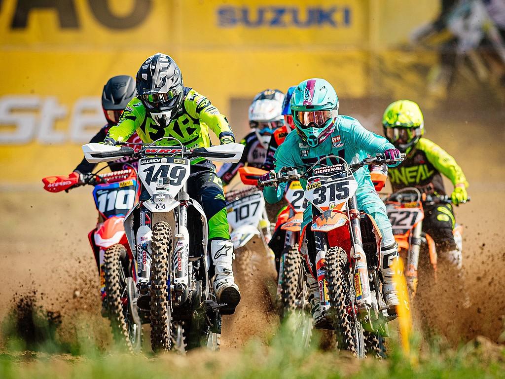 Neues Format für ADAC MX Masters Short Season: Einschreibung für die 2 Rennen ab sofort online möglich