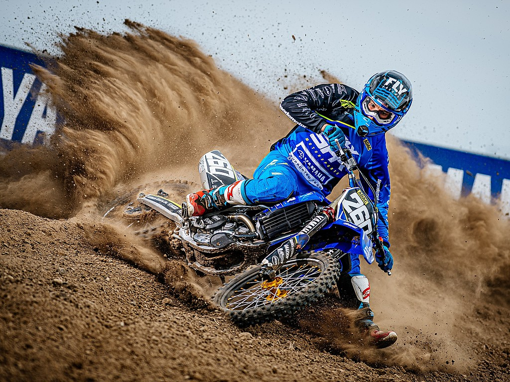 Yamaha baut Engagement aus: Starker Partner für das ADAC MX Masters und den Nachwuchs
