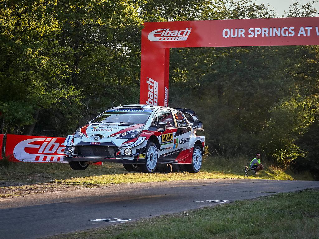 ADAC Rallye Deutschland pausiert 2021: Im kommenden Jahr wird die ADAC Rallye Deutschland nicht ausgetragen