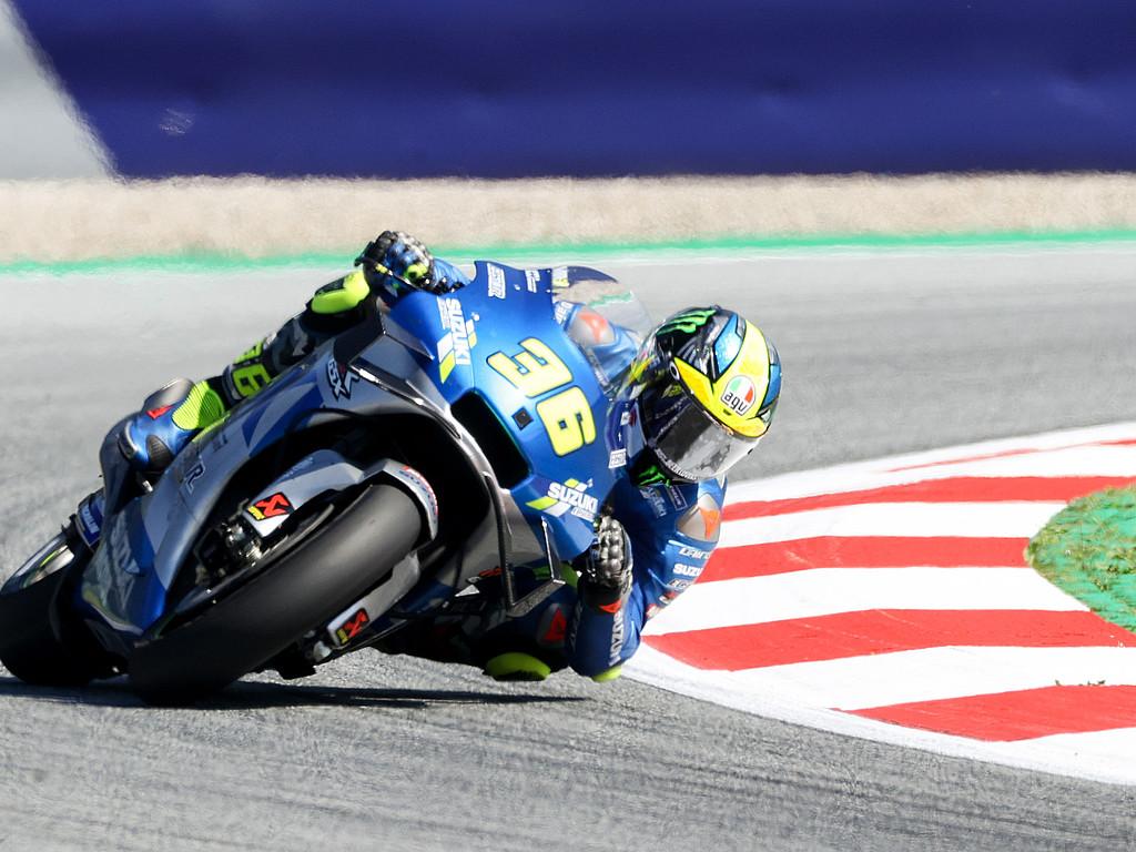 Der MotoGP von Europa live bei ServusTV: Endspurt in der Motorrad-Weltmeisterschaft: ServusTV zeigt Qualifyings und Rennen