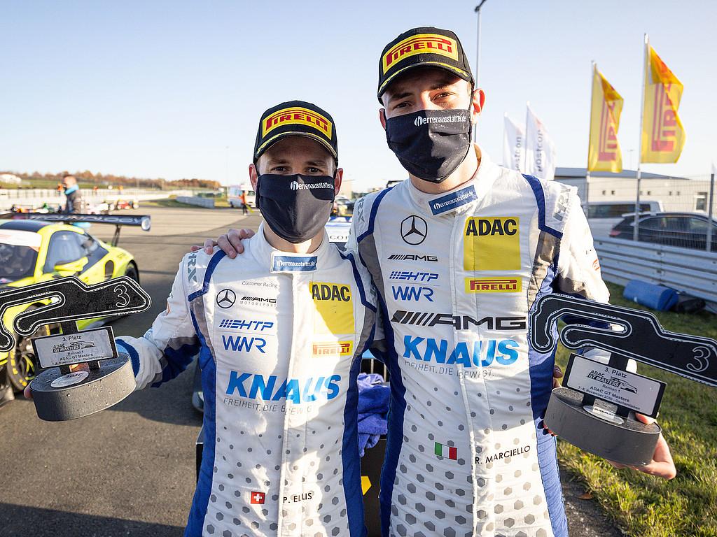 Stimmen nach dem ersten Rennen in Oschersleben: Reaktionen aus dem Fahrerlager nach dem Samstagsrennen