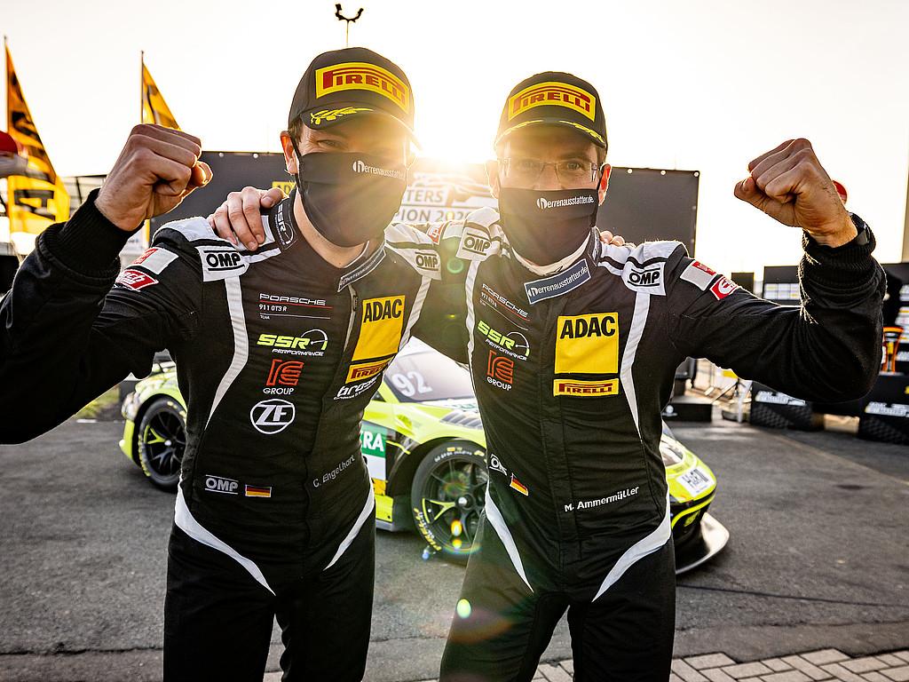 Die ADAC GT Masters Champions 2020 im Kurzportrait