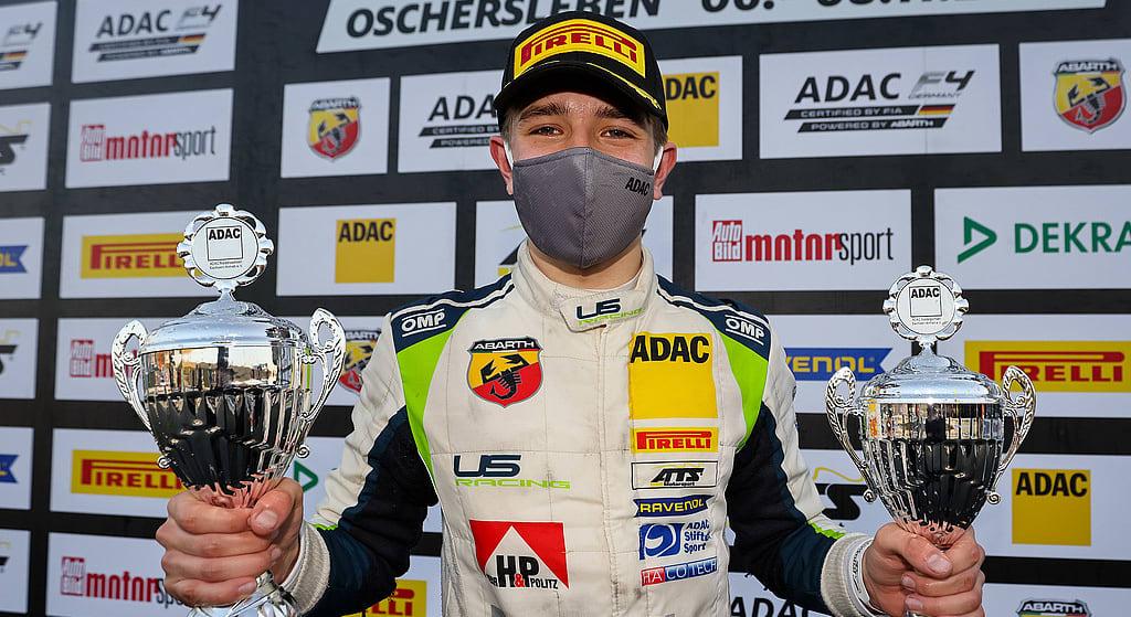 News aus der ADAC Stiftung Sport: Vize-Meistertitel für Joel Mesch in der Deutschen Elektro Kart Meisterschaft