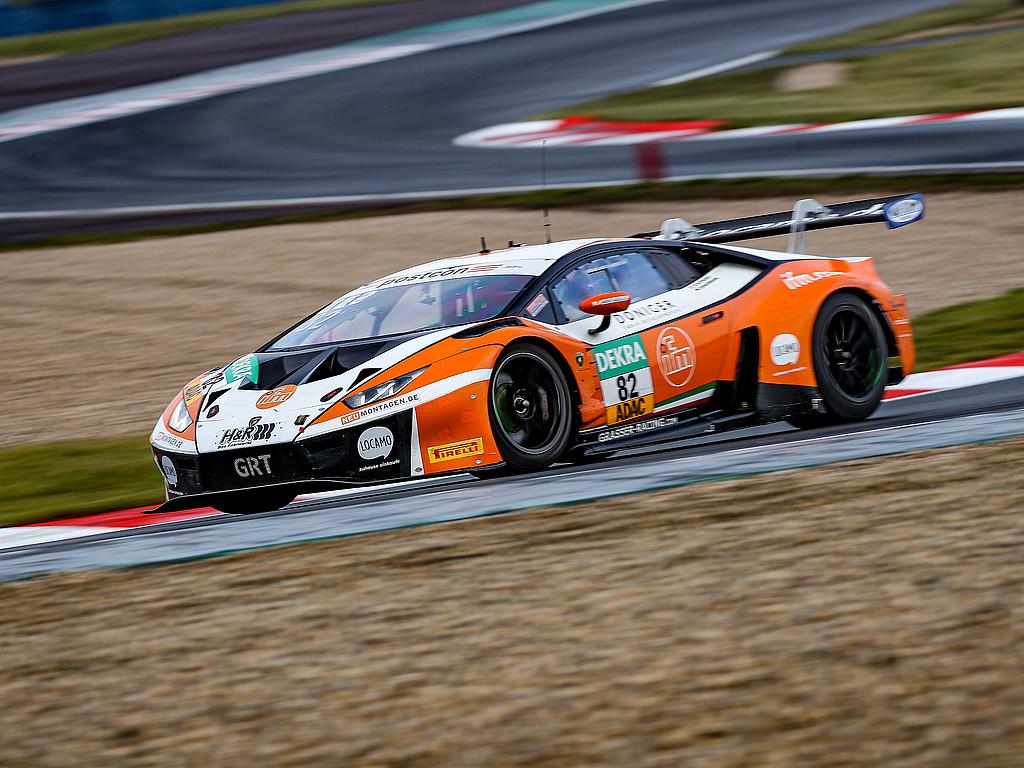 Tim Zimmermann: Portrait des Junior-Champions: Lamborghini-Pilot bester Nachwuchsfahrer im ADAC GT Masters