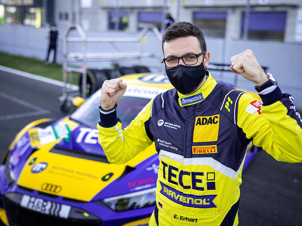 Elia Erhart: 2021 wieder am Start: Audi-Pilot plant bereits für kommende Saison