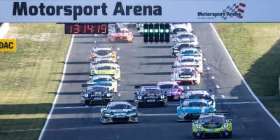 ADAC GT Masters Motorsport Arena Oschersleben